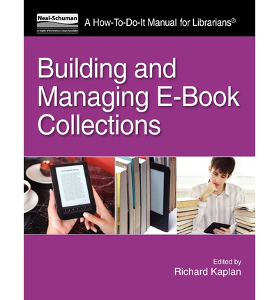 Building and Managing E-Book Collections