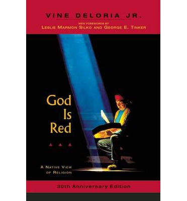 deloria essay god red vine Deloria, vine jr god is red by vine deloria this collection of 16 essays is at once philosophic, practical, and visionary.