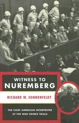 Scarica libri per iphone Witness to Nuremberg by Richard Sonnenfeldt in italiano RTF