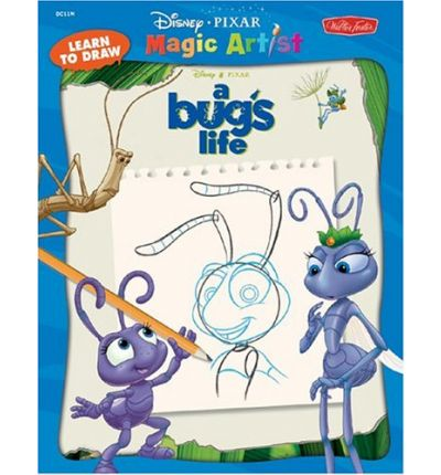 Learn to Draw a Bug's Life