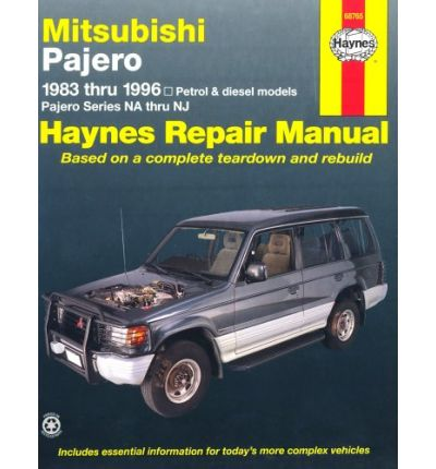 mitsubishi pajero australian automotive repair manual john h haynes 9781563923821 1989 toyota pickup owners manual 1989 toyota pickup repair manual