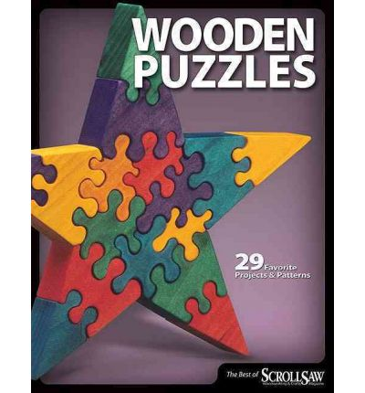Wooden Puzzles : Scroll Saw Woodworking & Crafts Magazine ...