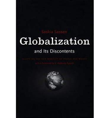 globalization and its discontents stiglitz Abstract book reviewed in this article: joseph e stiglitz, globalization and its discontents.