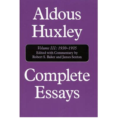 essay beauty industry aldous huxley Aldous huxley essay - forget about those sleepless nights working on your coursework with our academic writing assistance beauty industry essay by aldous huxley.