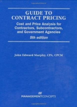 Guide to Contract Pricing