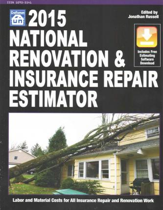 National Renovation & Insurance Repair Estimator 2015
