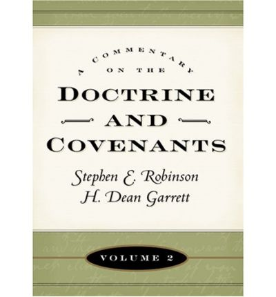 doctrine covenants summary