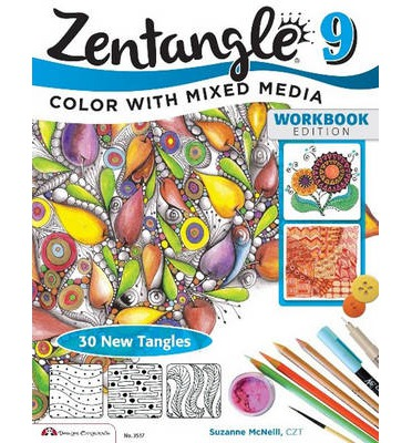 Zentangle 9 Workbook Edition: 9