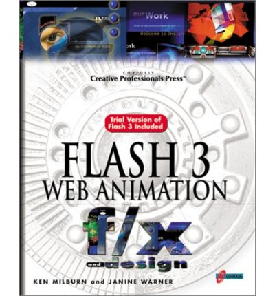 Flash 3 Web Animation F/X and Design