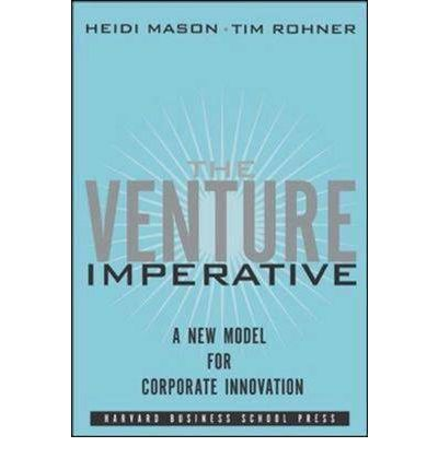 The Venture Imperative