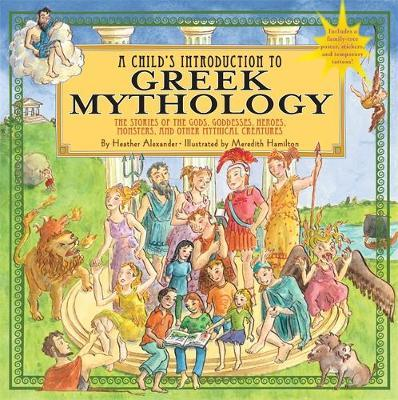Lesson 1: Greek creation mythology