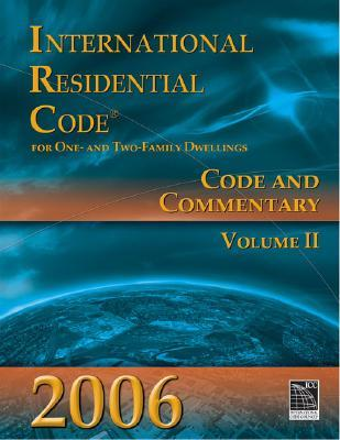International Residential Code For One And Two Family