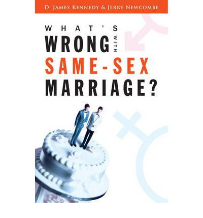 Whats Wrong With Gay Marriage 117