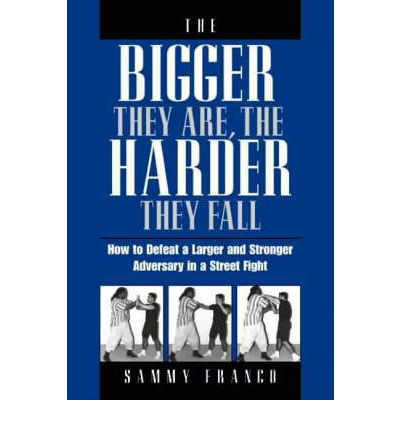 the bigger they are the harder This slang page is designed to explain what the meaning of the bigger they are the harder they fall is the slang word / phrase / acronym the bigger they are the harder they fall means  online slang dictionary a list of slang words and phrases, idioms, jargon, acronyms, and abbreviations.