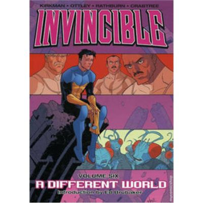 Invincible: Different World v. 6