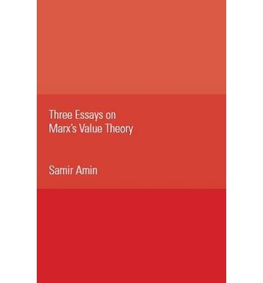 Three essays on marxism