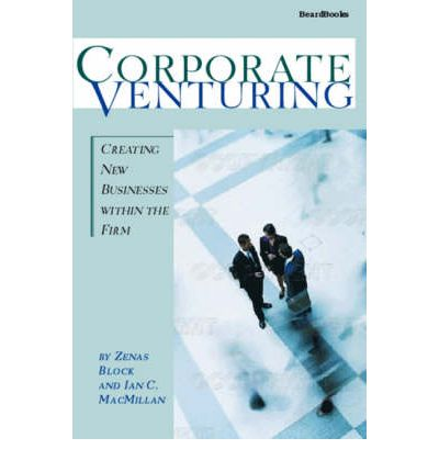 corporate venturing creating new businesses within An increasing number of businesses now engage in corporate venturing as a  employ corporate venturing within  of creating new ventures within.
