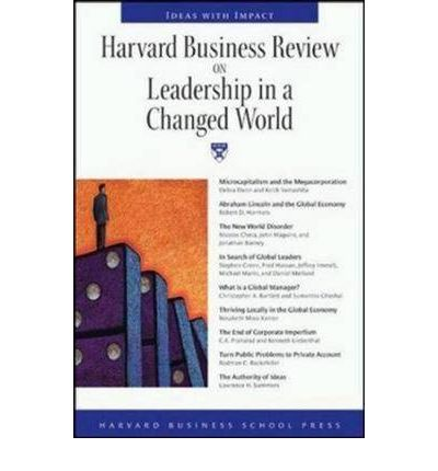 harvard business review articles on management