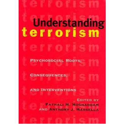 an understanding of terrorism Understanding terrorism by clarence augustus martin, 9781483378985, available at book depository with free delivery worldwide.