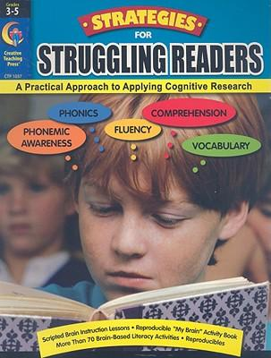 Strategies for Struggling Readers, Grades 3-5