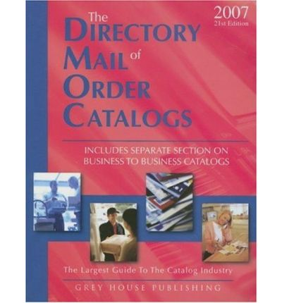 canadian mail order catalogs the directory of mail order catalogs grey house 10510