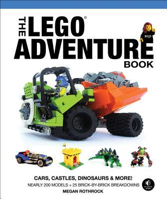 The LEGO Adventure Book: Cars, Castles, Dinosaurs & More! Volume 1