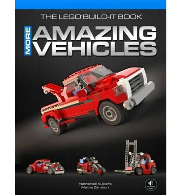 The LEGO Build-it Book: More Amazing Vehicles Volume 2