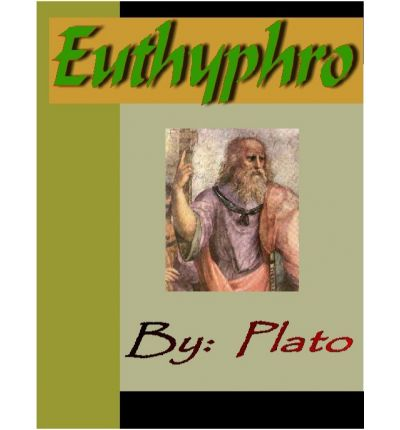 a review of euthyphro a book by plato Euthyphro [plato] on amazoncom free shipping on qualifying offers this scarce antiquarian book is a facsimile reprint of the original due to its age, it may contain imperfections such as marks.
