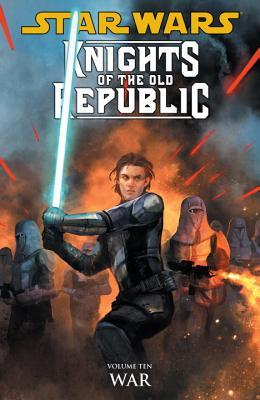 Star Wars: Knights of the Old Republic: War Volume 10