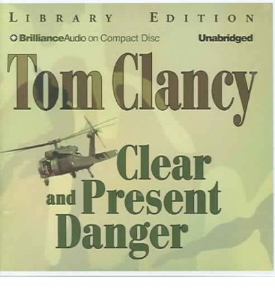 an analysis of clear and present danger a thriller by tom clancy Clear and present danger is the second adaptation of a tom clancy novel to feature harrison ford as cia agent jack ryan.
