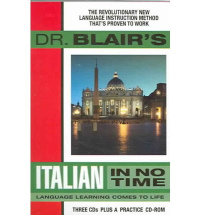 Dr Blair's Italian in No Time