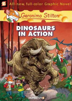 Geronimo Stilton: Dinosaurs in Action
