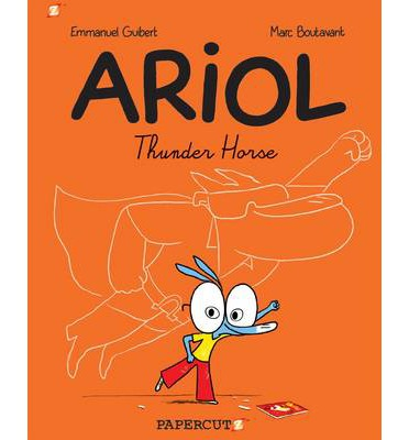 Ariol: Thunder Horse No. 2