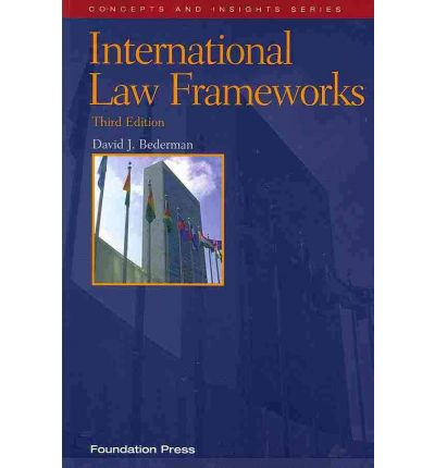 international law frameworks bederman pdf