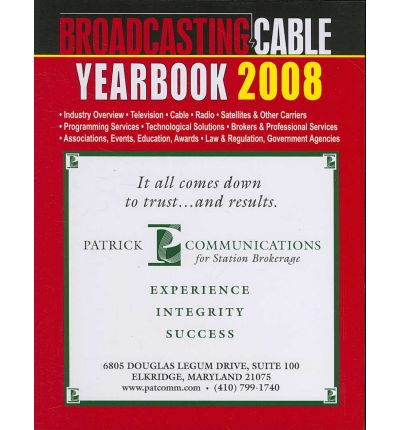 Broadcasting and Cable Yearbook 2008.