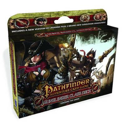 Pathfinder Adventure Card Game: Gunslinger Class: Gunslinger Class