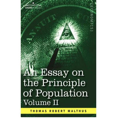 principle of population The provocative historical work on social economy, demography, and population control malthus' life's work on human population and its dependency.