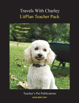 Litplan Teacher Pack : Travels with Charley
