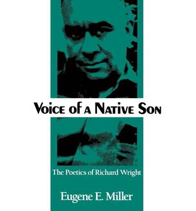 a fictional account of the author as a new character in native son a novel by richard wright Bigger thomas - the protagonist of native sona poor, uneducated black man, bigger comes from the lowest rung on the american social and economic ladder as his lack of education has left him no option other than menial labor, he has felt trapped his whole life, resenting, hating, and fearing the whites who define the narrow confines of his existence.