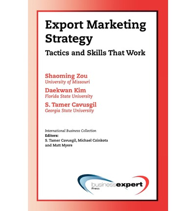 understanding the concept of advanced export marketing Pricing strategy in marketing is the pursuit of identifying the optimum price for a product this strategy is combined with the other marketing principles known as the four p's (product, place.