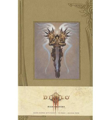 Diablo High Heavens Blank Journal