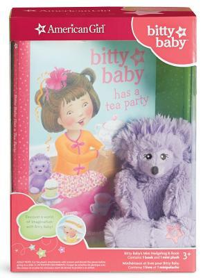 Bitty Baby's Mini Hedgehog & Book