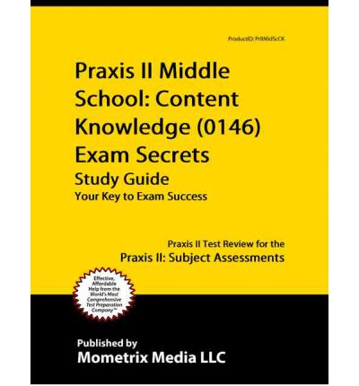praxis ii middle school content knowledge  0146  exam secrets study guide mometrix media llc praxis study guide english language literature and composition Praxis II Biology