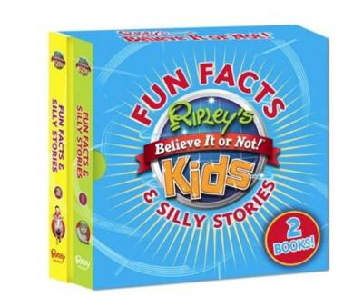 Ripley's Fun Facts & Silly Stories Boxed Set 2 Books