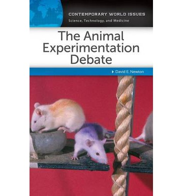 animal testing debating over the Over 11s  technology  animal testing - the do animal based experiments produce useful results can we remove animal testing from the pharmaceutical industry.