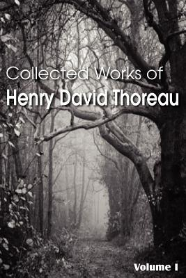 collected essays and poems by henry david thoreau