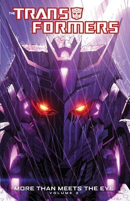 Transformers: More Than Meets the Eye Volume 2