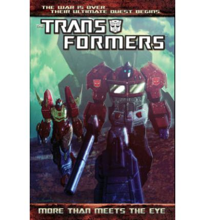 Transformers: More Than Meets the Eye: volume 1