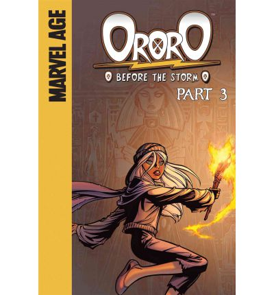 Ororo: Before the Storm, Part 3