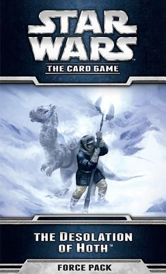 Star Wars Lcg : The Desolation of Hoth Force Pack